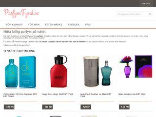 parfymfynd.se