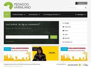 pedagogvarmland.se
