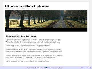peterfredriksson.se
