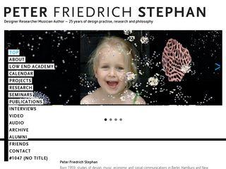 peterstephan.org