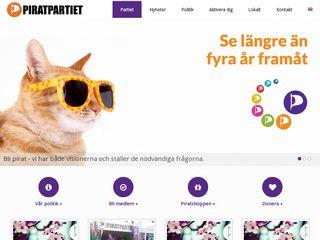 piratpartiet.se