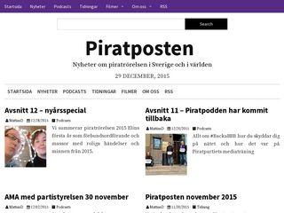piratposten.se