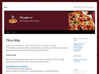 pizzapie.se