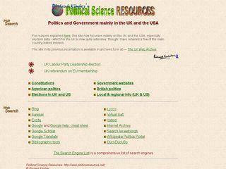 politicsresources.net