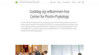 positivpsykologi.dk