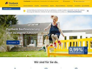 Preview of postbank.de