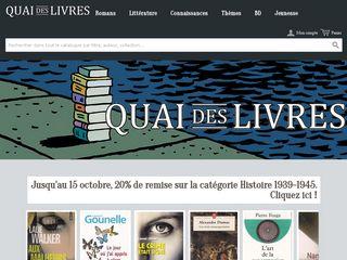 quaideslivres.fr