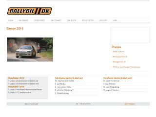rallybil.dk