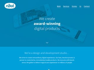 Preview of ribot.co.uk