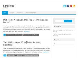 saranepal.org
