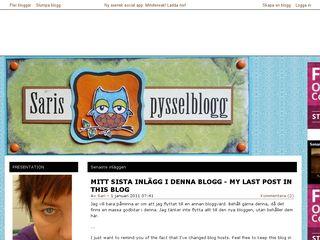 sarispysselblogg.bloggagratis.se