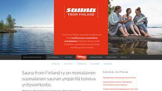saunafromfinland.fi