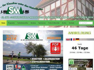 schwarzwaldmarathon.de