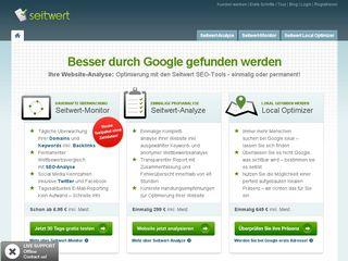 Preview of seitwert.de