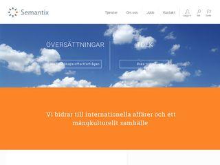 semantix.se