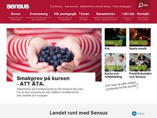 sensus.se