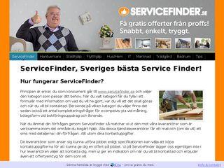 servicefinder.nu