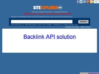 siteexplorer.info
