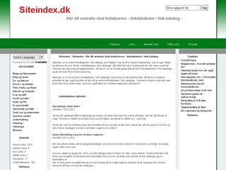 siteindex.dk