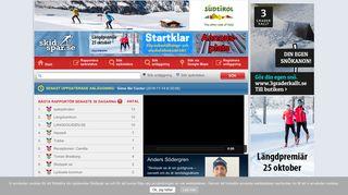 Preview of skidspar.se