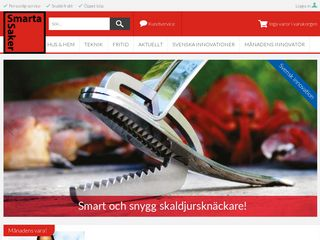 Preview of smartasaker.se