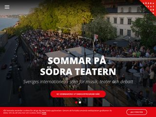 Preview of sodrateatern.com