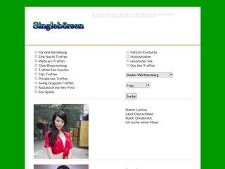 Earlier screenshot of solingen.free-hoster.net