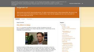 sparosverige.blogspot.com