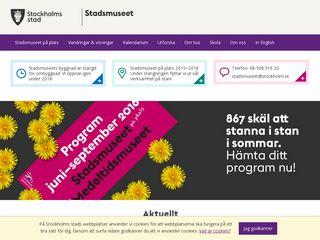 Snubbelstenar pa vag till stockholm