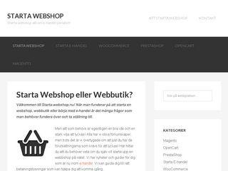 starta-webshop.nu