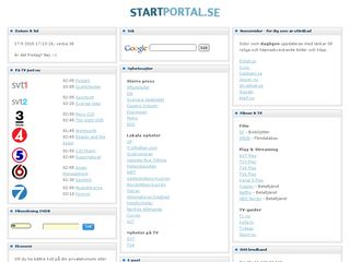 startportal.se