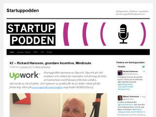 startuppodden.se