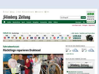 Preview of stimberg-zeitung.de