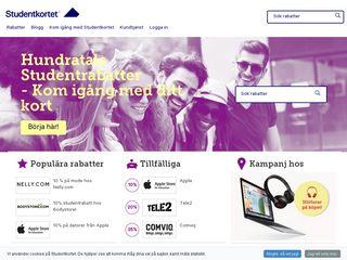 studentkortet.se