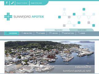 sunnfjordapotek.no