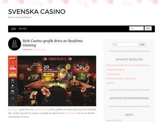 svenskacasino.blog.se