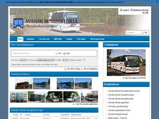 svenskbusshistoria.se