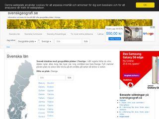 svenskgeografi.se