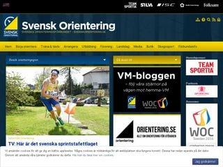 svenskorientering.se