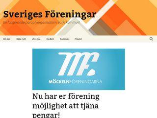 sverigesforeningar.se