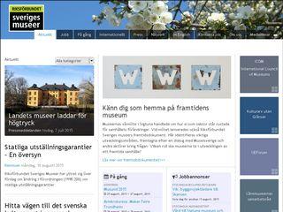 sverigesmuseer.se