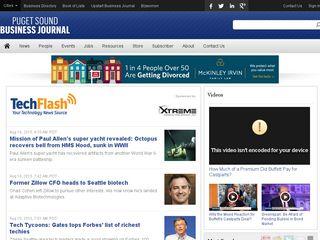 Preview of techflash.com