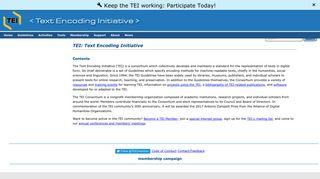 tei-c.org