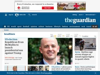 Preview of theguardian.co.uk