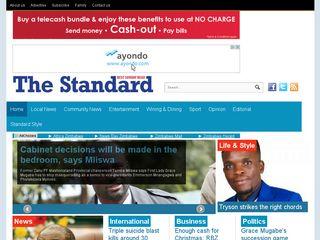 thestandard.co.zw