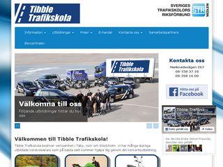 tibbletrafikskola.se