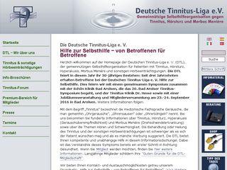 tinnitus-liga.de