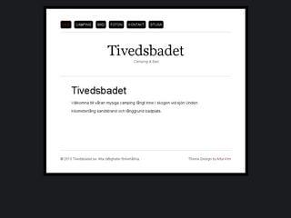 tivedsbadet.se