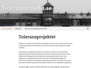 toleransprojekt.se