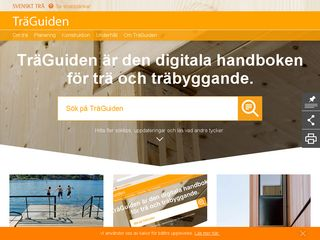 Preview of traguiden.se